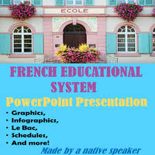 french education system french education school system powerpoint presentation