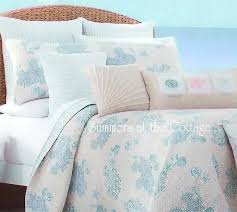 beach house bedding brilliant coastal living sea glass blue c reef white beach house chic bedding throughout beach house bedding