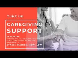 Caregiving Support - YouTube