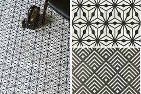 Patterned Extraordinary Five Of The Best Patterned Floor Tiles For The Home