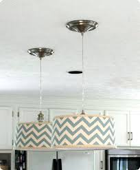 amazon track lighting pendant. can light pendant tutorial how to convert recessed lights pendants with fabric covered drum amazon track lighting g