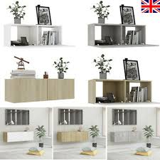 wall mounted tv cabinet entertainment