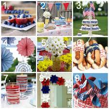 Memorial Day Decor Ideas