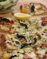 Platinum Instant Sourdough Cornmeal Crusted Pizza With Veggies