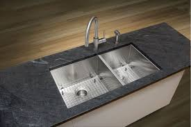 Blanco Diamond Undermount Granite Composite 32 In 7030 Double Blanco Undermount Kitchen Sink