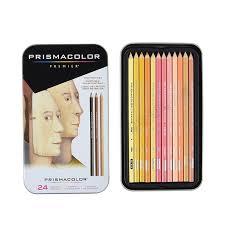 Prismacolor Premier Skin Tones Colored Pencils Portrait Set