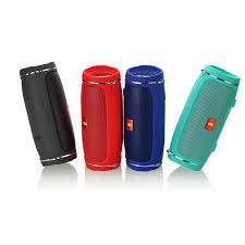 Loa Bluetooth JBL Charge 4+ Mini -Bass Âm Trầm Ấm, Âm thanh lớn Chống nước  IPX7, Âm Thanh Vang Không Bị Rè, Kết Nối Bluetooth USB Thẻ Nhớ Ổn Định Màu  Sắc