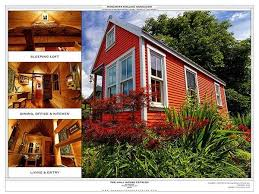 Love This Tiny House  And Itu0027s Just Large Enough For Financing Tiny Cottage Plans