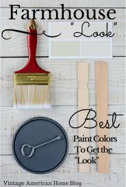 Imposing Design Farmhouse Paint Colors Extraordinary  Ideas - Farmhouse exterior paint colors