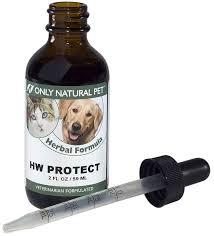 natural heartworm treatment. Only Natural Pet HW Protect Dog \u0026 Cat Herbal Formula Heartworm Treatment