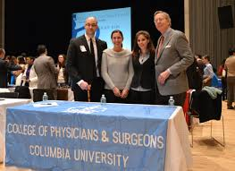 medical school fair draws more than students professional columbia university medical school fair