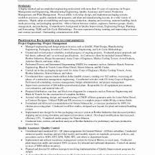 Engineering Manager Resume New Project Management Resume Samples