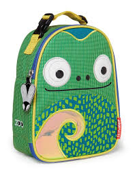 Zoo Lunchie Insulated Kids Lunch Bag Skiphop Com