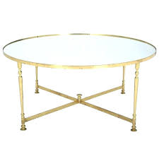 brass and glass coffee table. Brass And Glass Coffee Table Labarge