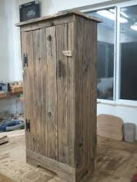 barnwood jelly cabinet furniture chumanidiy rustic build your own rustic furniture