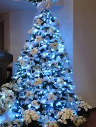 25 White And Silver Christmas Tree Decorations Ideas Christmas