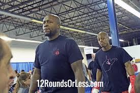 Bout 5: Semi-Pro Boxing, Devron Ford, Red Wrist Wraps vs Wesley ...