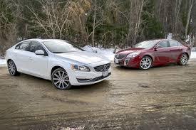 volvo s60 2013 vs 2014. comparison test 2014 buick regal vs volvo s60 2013 s