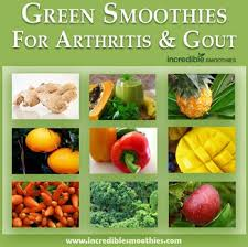Diet Chart For Gout Arthritis 5 Green Smoothies For Arthritis Gout Davyandtracy Com