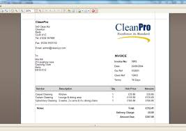 Cleaners Mate Software Invoicing Quotation Software For Carpet