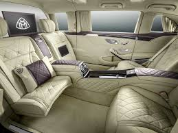 A new definition of luxury. Mercedes S Class Vs Maybach The Differences