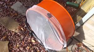 dyi mosquito fan