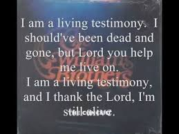 living testimony by the williams
