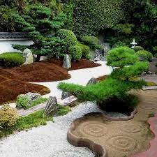 japanese rock garden japan garden