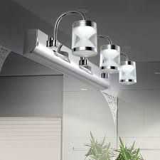 lighting fixtures for bathroom vanity. Lighting:Mirror Light Fixture Bathroom Vanity 33w Led Acrylic Wall Mounted Charming Over Fixtures Side Lighting For