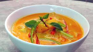 Thai Kitchen Yellow Curry Vegan Vegetarian Thai Recipe Yellow Curry Youtube