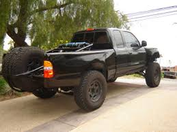 1995 to 2004 Toyota Tacoma Bedsides with 7″ Flare and 3″ Rise ...