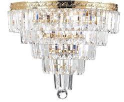 semi flush crystal chandelier antique black drum shade crystal semi flush mount chandelier french empire crystal