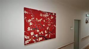 van gogh canvas wall art for