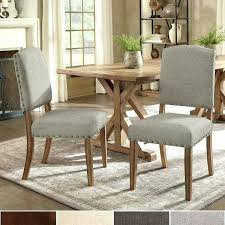dining room chairs set of 2 overstock dining chairs premium upholstered dining chairs set of 2