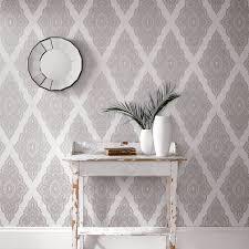 Silver Metallic Wallpaper Bedroom Bedroom Metallic Wallpaper With Glitter Glitter Wallpaper Silver