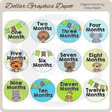 Seven Month Milestones Chart Free Baby Milestone Cliparts Download Free Clip Art Free