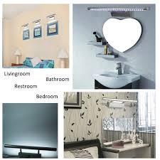 Led Lichtleiste Mit Schalter Fuumlr Spiegel Badezimmer