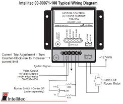 intellitec rv slide out controller wiring diagram intellitec intellitec slide out room controller 00 00971 100 pdxrvwhole