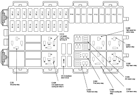 ford ka fuse box diagram 2007 ford wiring diagrams online