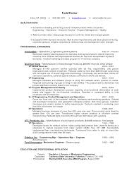 Sample Customer Service Resume Free Resumes Tips