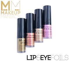 lip eye foils