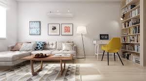 Living Room Area Rug Size Living Room Geomateric Rug Fan Ceiling Wooden Coffee Table