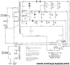 wb4iuy s manuals schematics page hp 23b power supply schematic
