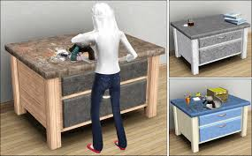 kate has updated with a new item in sims 3 furniture