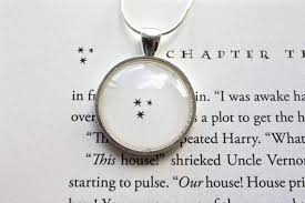 image result for harry potter stars on book pages