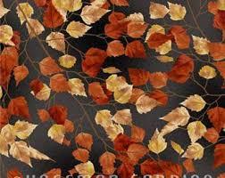 Fall fabric | Etsy & Fall leaves fabric, fall fabric, fall quilt fabric, Autumn leaves fabric  Free Domestic Adamdwight.com
