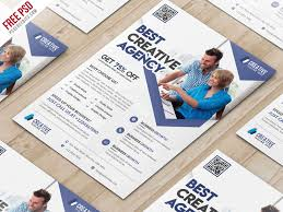 business to business marketing flyers business marketing flyer free psd template psdfreebies com