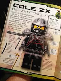 alton boys: Cole ZX: Earth Zen Extreme Ninja!