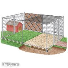 fh10jun dogken 01 2 outdoor dog kennels kennels for dogs dog kennel plans