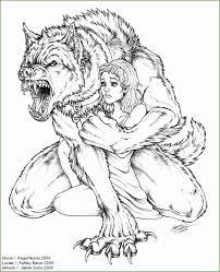 3 Weerwolf Kleurplaten 14073 Kayra Examples